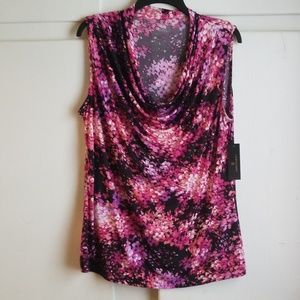 NWT Worthington Sleeveless Top
